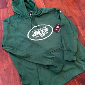 Nike New York Jets pull over hoodie